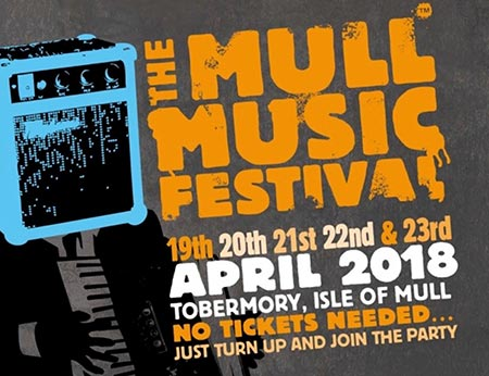 Mull Music Festival 2018 preview