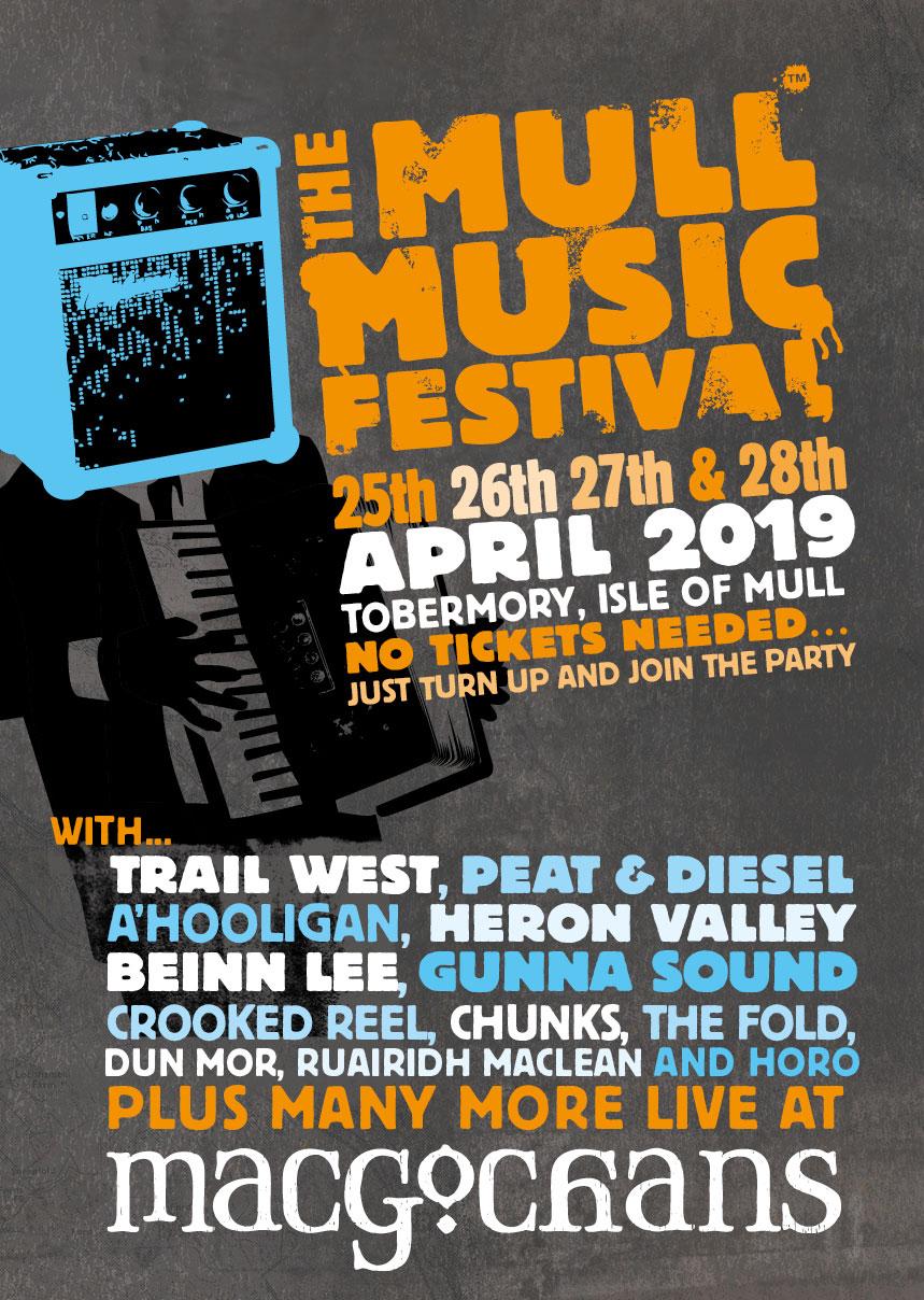 Mull Music Festival 2019